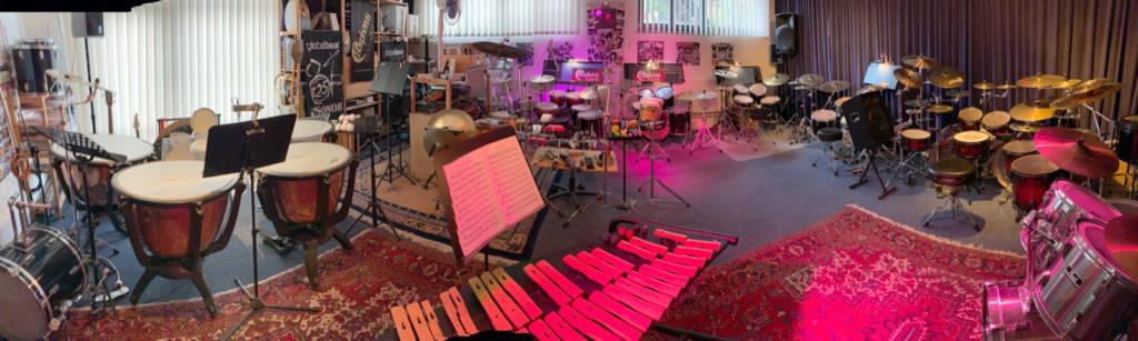 Musikraum-Panorama