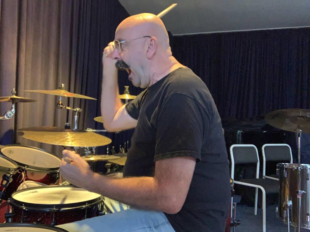 Schlagzeug-Uli Tietzel
